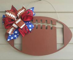 Check out this item in my Etsy shop https://www.etsy.com/listing/533730762/pick-your-colors-hand-painted-football