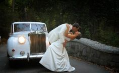 Get-away car. Planning by Your Champagne Wishes Events.