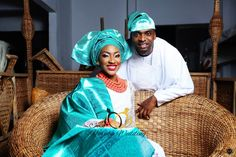 Jide Aboderin and Tiese Wedding Photos