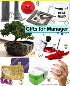 10 Gift Ideas For Your Female Boss Updated 2018