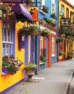 Kinsale,  Ireland: Having rehearsal here.