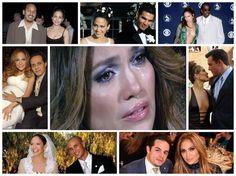 La Egoista Jennifer Lopez y su Lista de Romances