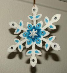 snowflake ornament 7