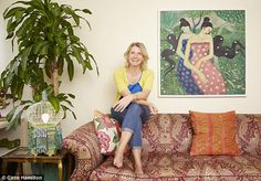 Elizabeth Gilbert. I admire her openness to creativity. One of Elizabeth's biggest bugbears is with the fetishisation of the 'struggle', the image of the tortured artist, and the notion that for anything of merit to be produced, one must have crawled through the fires of hell