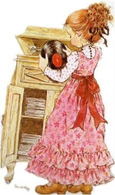 sarah kay - Page 2 Sarah Key, Holly Hobbie, Hobbies For Women, Hobbies To Try, Illustrations, Illustration Art, Mary May, Hobby Horse, Art Plastique
