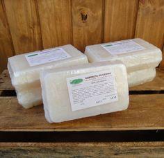 Base Vegetal para Sabonete de Glicerina Bothanic - Kg