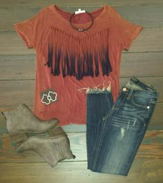 Fringe and Jeans love!