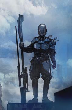Recon by No87 —-x—- More: | Sci Fi | Random | CfD Amazon.com Store |