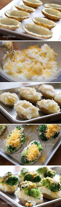 Potatoes. Yum