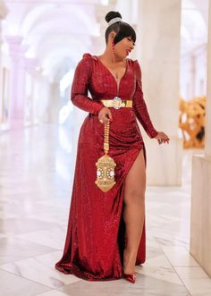 Dresses - Women's style: Patterns of sustainability African Lace Dresses, African Fashion Dresses, Aso Ebi Dresses, Nigerian Dress, Purple Gowns, Lace Outfit, Dress Outfits, Sequin Fabric, Mesh Fabric