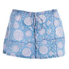 Pyjama Shorts #pyjamas #printed