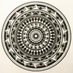 Mandala by @johnny_rooks
