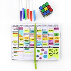 TIP TUESDAY! Post-its Post-its Post-its! You can never have too many Post-its…
