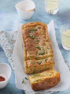 Recette de Gâteau de courgette et carotte