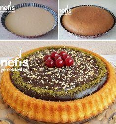 Cheesecake Brownies, Diy Food, Ham, Yogurt, Food And Drink, Dishes, Chocolate, Sweet, Desserts