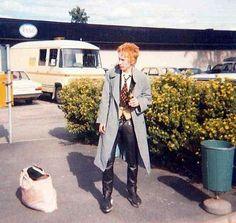 Johnny Rotten, circa 1976
