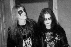 Mayhem - Dead and Euronymous