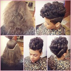 Atlanta Based Stylist  @hairbylatise Just chop it ALL ...Instagram photo | Websta (Webstagram)