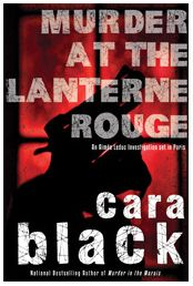 Cara Black Lantern Rouge
