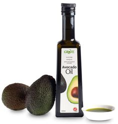 Avocado oil is thin enough to cover root to tip and light enough not to weigh your curls down. It contains essential nutrients like proteins, vitamins A, D, E and B6, magnesium, copper, iron, amino acids and folic acid, all of which is extremely essential for hair growth and nourishment. Wahey!