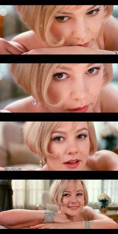 Daisy Buchanan, the golden girl. A breathless warmth flowed from her. A promise that there was no one else in the world she so wanted to see. Daisy Great Gatsby, The Great Gatsby 2013, Gatsby Girl, Gatsby Style, Carey Mulligan, Model Tips, Divas, Gatsby Party, Golden Girls