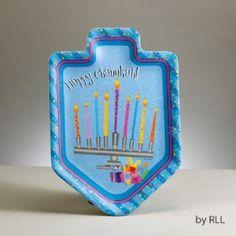 Chanukah Gift Melamine Tableware Hanukkah Tableware - ahuva Judaica