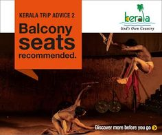 Balcony Seats Recommended    Discover More : http://bit.ly/Kalaripayattu