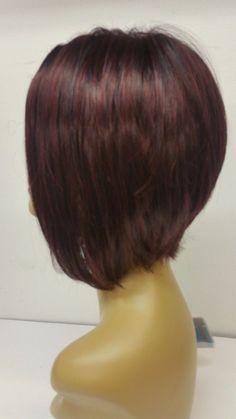 BOBBI BOSS Premium Synthetic Wig ESCARA Style KIORA in Color Black Cherry