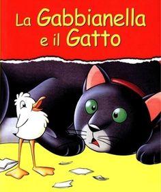 La gabbianella e il gatto  Un film d'animazione di Enzo D'Alò. Con Paola Tedesco, Carlo Verdone, Luca Biagini, Roberto Ciufoli, Antonio Albanese. Italia 1998