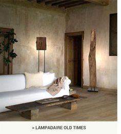 Lampadaire Old Times - ZEUS