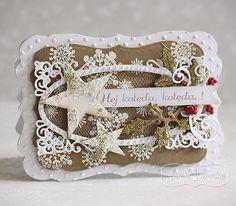 Craft Christmas Card