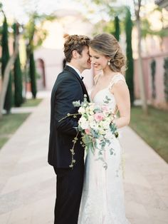 Photography: Joseba Sandoval  Read More: http://www.stylemepretty.com/2014/05/06/garden-romance-in-the-south-of-spain/