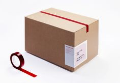 caja embalaje