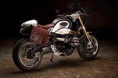 RocketGarage Cafe Racer: BMW R NineT by Revival Cycle