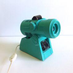 Vintage child projector / vintage film / vintage by Bicoestonia