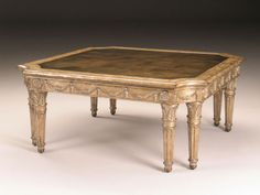 COCKTAIL TABLE,CHAMBORD,122X122X53H - Marco Polo - Antiques online -