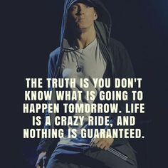 Greatest Eminem Quotes of All Time #eminem #life #quotes #quotestoliveby