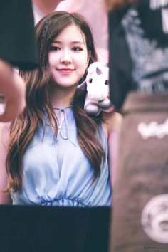 Wallpaper rose blackpink cute ideas for 2019 South Korean Girls, Korean Girl Groups, Korean Women, K Pop, Divas, 168, Rose Park, 1 Rose, Park Chaeyoung
