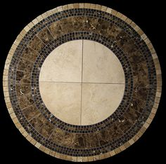 Mosaic Riviera Stone Table Top