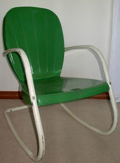 1950u0027s arvin metal outdoor patio chair ebay