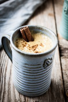 Spiced Almond Latte