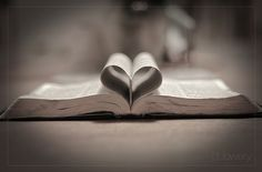the Bible...love