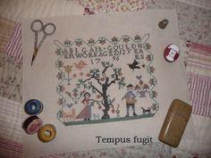 Abigail Gould 1796 (Scarlet Letter) by Tempus fugit
