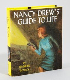Nancy Drew's Guide to Life is a loving tribute to the young sleuth and the wisdom she imparted.This book is filled with practical tips, as well as seemingly whimsical (but surprisingly sound) advice. - $5.95