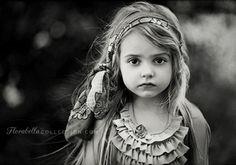B+W photoshop editing tutorial // Florabella