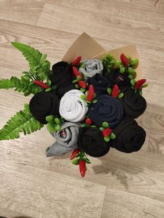 Birthday Gifts, Roses, Homemade, Ideas, Birthday Presents, Pink, Home Made, Birthday Favors, Rose