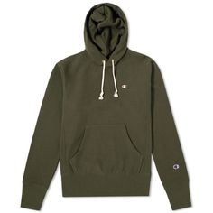 Champion Reverse Weave Forest Hoodie