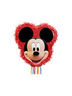 Hallmark Minnie Mouse Pull Ribbon String Pinata