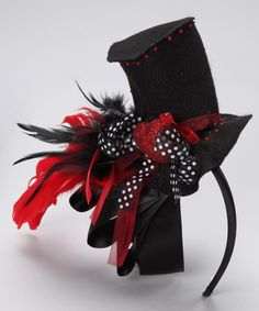 Cute..make a bunch of hats for people to decorate at a mad hatters tea party:)