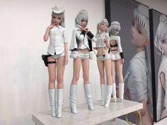 3d Character, Character Design, Fantasy Inspiration, Figurative Art, Art Reference, Sculpture Art, Fashion Art, Concept Art, Action Figures